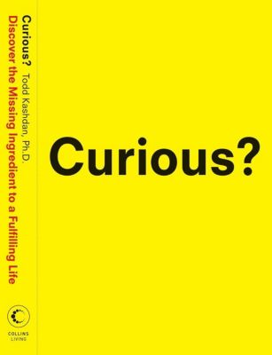 HarperCollins e-books: Curious?, Todd Kashdan