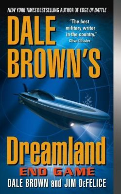 HarperCollins e-books: Dale Brown's Dreamland: End Game, Dale Brown, Jim DeFelice