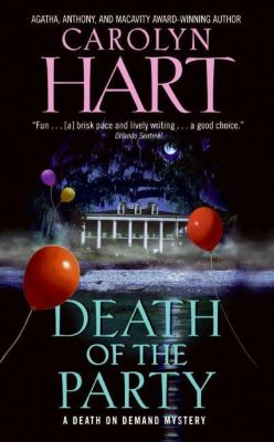 HarperCollins e-books: Death of the Party, Carolyn Hart