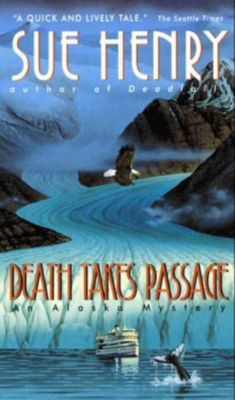 HarperCollins e-books: Death Takes Passage, Sue Henry