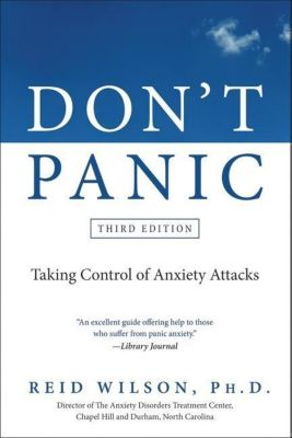 HarperCollins e-books: Don't Panic Third Edition, Reid Wilson