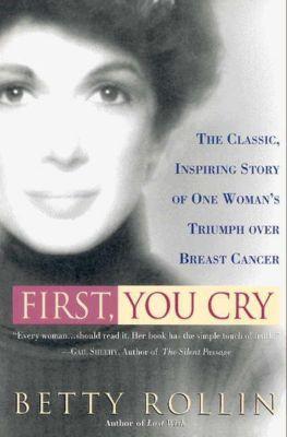 HarperCollins e-books: First, You Cry, Betty Rollin
