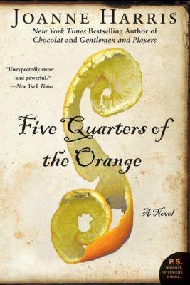 HarperCollins e-books: Five Quarters of the Orange, Joanne Harris
