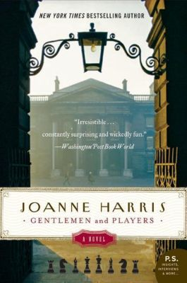 HarperCollins e-books: Gentlemen and Players, Joanne Harris