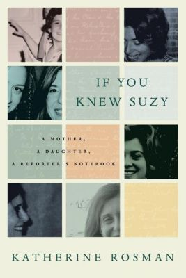 HarperCollins e-books: If You Knew Suzy, Katherine Rosman