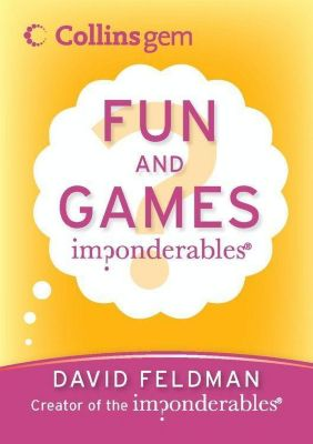 HarperCollins e-books: Imponderables(R): Fun and Games, David Feldman