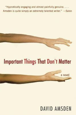 HarperCollins e-books: Important Things That Don't Matter, David Amsden