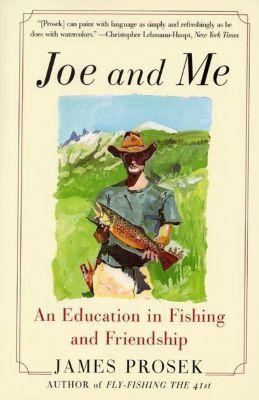 HarperCollins e-books: Joe and Me, James Prosek