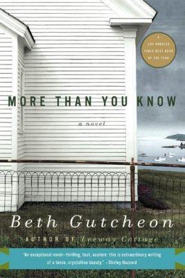HarperCollins e-books: More Than You Know, Beth Gutcheon