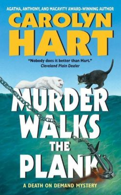 HarperCollins e-books: Murder Walks the Plank, Carolyn Hart
