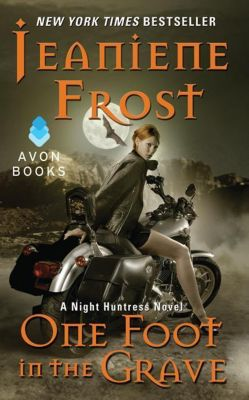 HarperCollins e-books: One Foot in the Grave, Jeaniene Frost