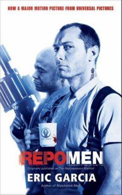 HarperCollins e-books: Repo Men, Eric Garcia