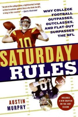 HarperCollins e-books: Saturday Rules, Austin Murphy