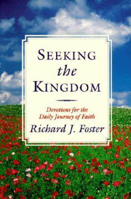 HarperCollins e-books: Seeking the Kingdom, Richard J. Foster
