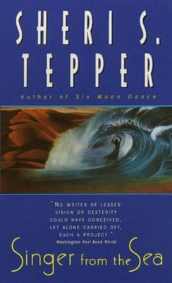 HarperCollins e-books: Singer from the Sea, Sheri S. Tepper