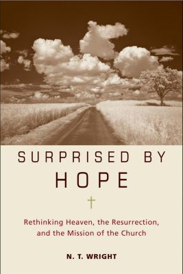 HarperCollins e-books: Surprised by Hope, N. T. Wright