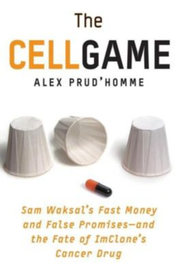 HarperCollins e-books: The Cell Game, Alex Prud'homme