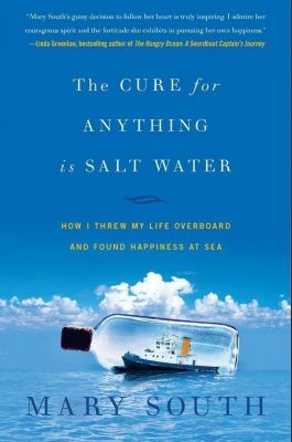 HarperCollins e-books: The Cure for Anything Is Salt Water, Mary South