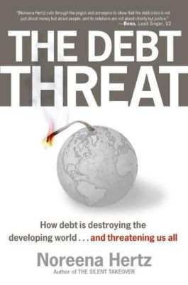 HarperCollins e-books: The Debt Threat, Noreena Hertz