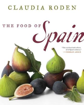 HarperCollins e-books: The Food of Spain, Claudia Roden