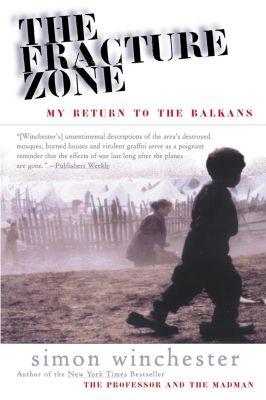 HarperCollins e-books: The Fracture Zone, Simon Winchester