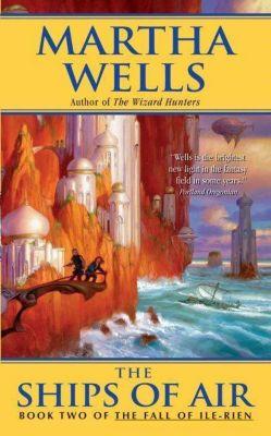 HarperCollins e-books: The Ships of Air, Martha Wells