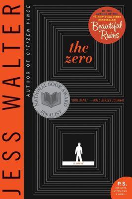 HarperCollins e-books: The Zero, Jess Walter