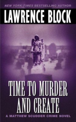 HarperCollins e-books: Time to Murder and Create, Lawrence Block