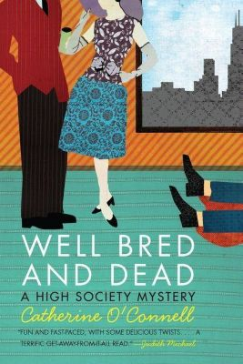 HarperCollins e-books: Well Bred and Dead, Catherine O'Connell