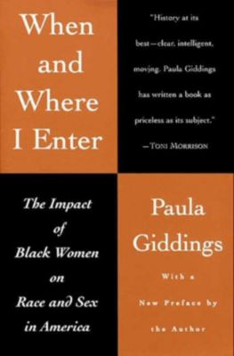 HarperCollins e-books: When and Where I Enter, Paula J. Giddings