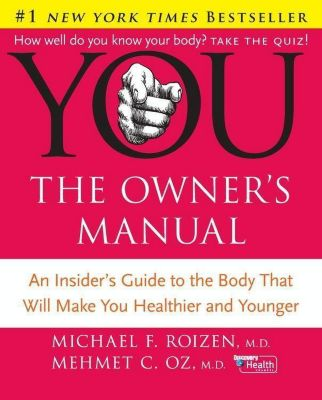 HarperCollins e-books: Your Body, Your Home, Michael F. Roizen, Mehmet C. Oz