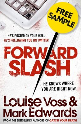 HarperCollins: Forward Slash Free Sampler, Mark Edwards, Voss