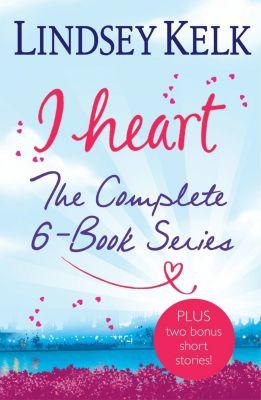 HarperCollins: Lindsey Kelk 6-Book 'I Heart...' Collection, Lindsey Kelk