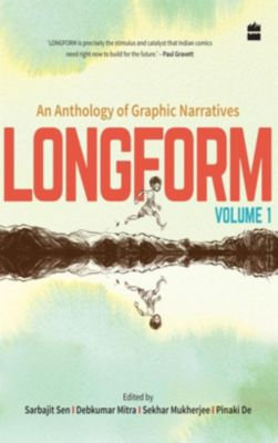 HarperCollins: Longform: An Anthology of Graphic Narratives, Various