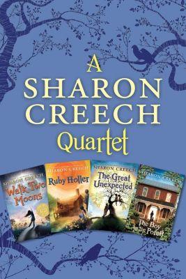 HarperCollins: Sharon Creech 4-Book Collection, Sharon Creech