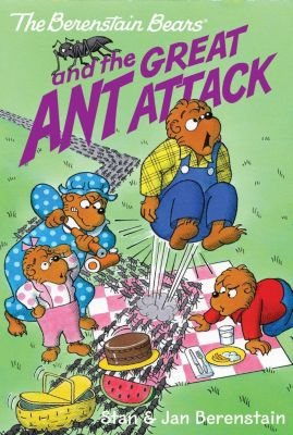 HarperCollins: The Berenstain Bears Chapter Book: The Great Ant Attack, Stan Berenstain, Jan Berenstain