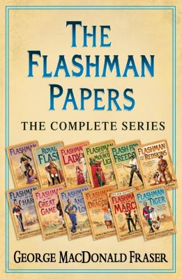 HarperCollins: The Flashman Papers: The Complete 12-Book Collection, George MacDonald Fraser