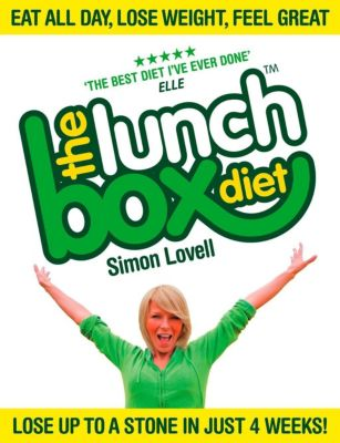 HarperCollins: The Lunch Box Diet: Eat all day, lose weight, feel great. Lose up to a stone in 4 weeks., Simon Lovell