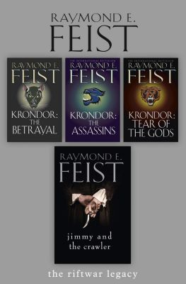 HarperCollins: The Riftwar Legacy: The Complete 4-Book Collection, Raymond E. Feist