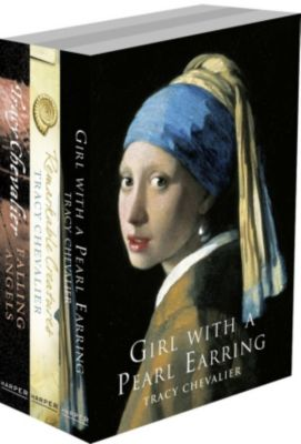 HarperCollins: Tracy Chevalier 3-Book Collection: Girl With a Pearl Earring, Remarkable Creatures, Falling Angels, Tracy Chevalier
