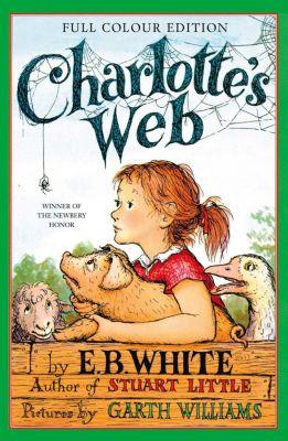 HarperCollinsChildren'sBooks: Charlotte's Web, E. B. White