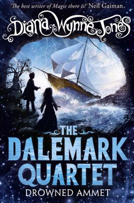 HarperCollinsChildren'sBooks: Drowned Ammet (The Dalemark Quartet, Book 2), Diana Wynne Jones