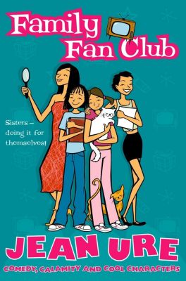 HarperCollinsChildren'sBooks: Family Fan Club, Jean Ure