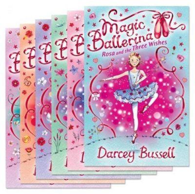 HarperCollinsChildren'sBooks: Magic Ballerina 7-12 (Magic Ballerina), Darcey Bussell