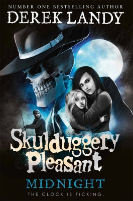 HarperCollinsChildren'sBooks: Midnight (Skulduggery Pleasant, Book 11), Derek Landy