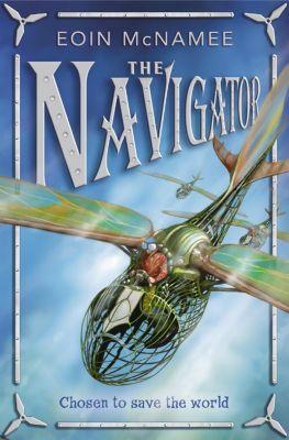 HarperCollinsChildren'sBooks: The Navigator, Eoin McNamee