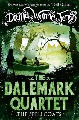 HarperCollinsChildren'sBooks: The Spellcoats (The Dalemark Quartet, Book 3), Diana Wynne Jones