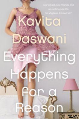 HarperFiction - E-books - Commercial Women: Everything Happens for a Reason, Kavita Daswani