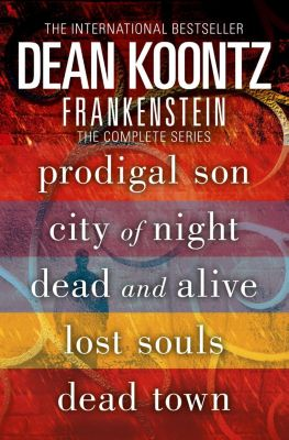 HarperFiction - E-books - Thriller: Frankenstein: The Complete 5-Book Collection, Dean Koontz
