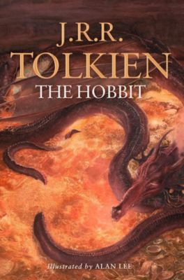 HarperFiction - E-books - Tolkien Profit Share: The Hobbit: Illustrated by Alan Lee, J. R. R. Tolkien